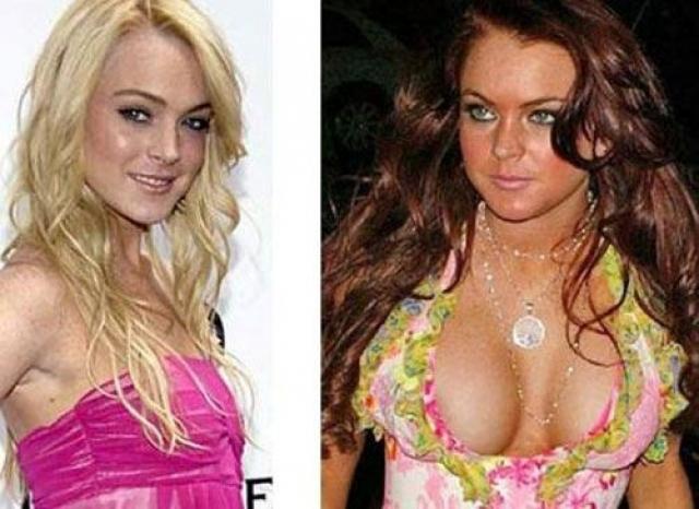 Сравнить фото натуральных и силиконовых груди, фото голой абакан