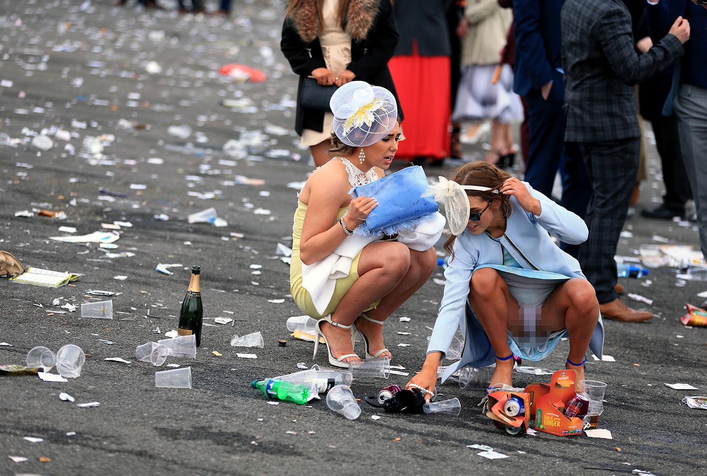 Пьяные на праздниках — photo 11