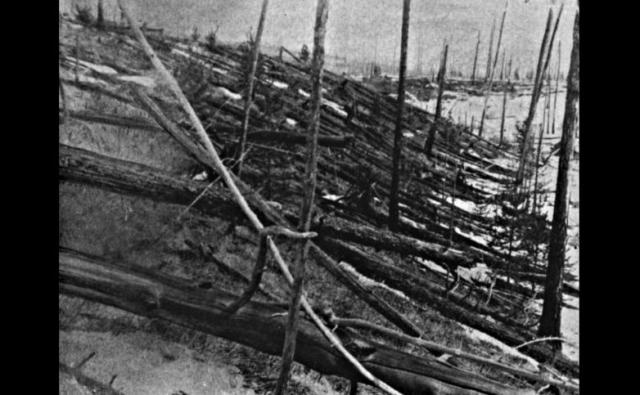 Отмечается, что еще за три дня до события, начиная с 27 июня 1908 года, в Европе, европейской части России и Западной Сибири стали наблюдаться необычные атмосферные явления: серебристые облака, яркие сумерки, солнечные гало.