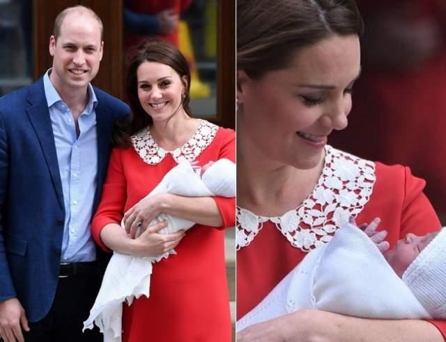Кейт Миддлтон, 34 года. Герцогиня Кембриджская всегда была худышкой, однако и ее не обошли естественные изменения, связанные с появлением детей.