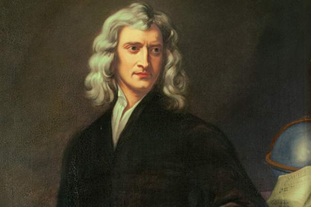Исаак Ньютон. Ученый настолько был увлечен наукой, что у него не было даже друзей и приятелей, не говоря уж о женщинах. Современники рассказывали, что Ньютон был человеком замкнутым, напрочь лишенным чувства юмора и не интересовавшимся искусством.
