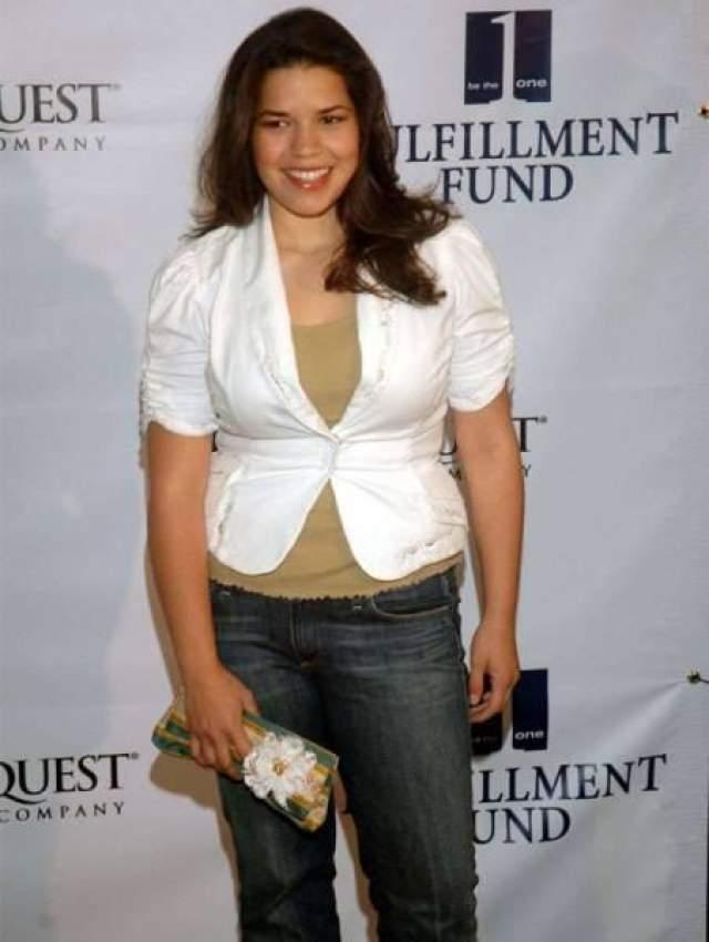 Актриса Америка Феррера, 2005