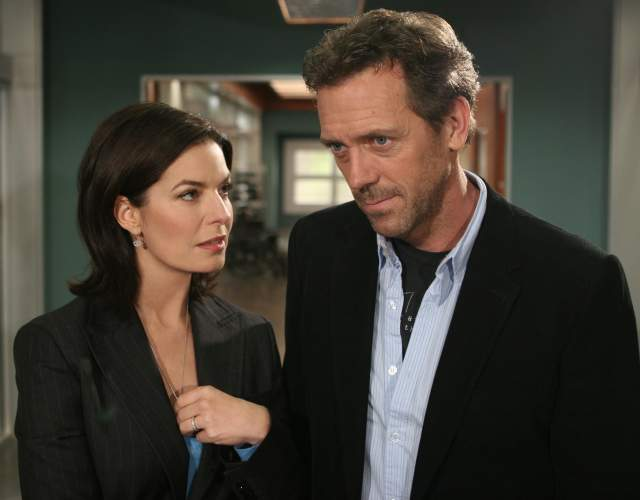 """В 2005-м ей досталась одна из главных ролей в конце первого — начале второго сезонов телесериала """"Доктор Хаус""""."""