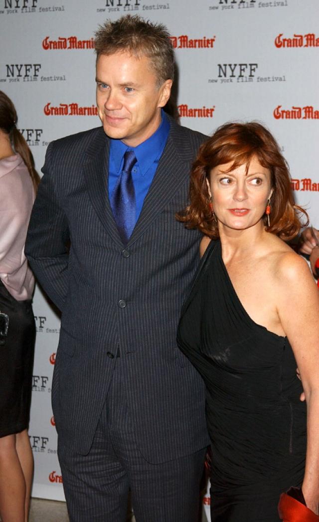 В прошлом году Сьюзан Сарандон приняла сложное решение расстаться с Тимом Роббинсом , с которым прожила в браке 23 года и воспитала двоих сыновей.
