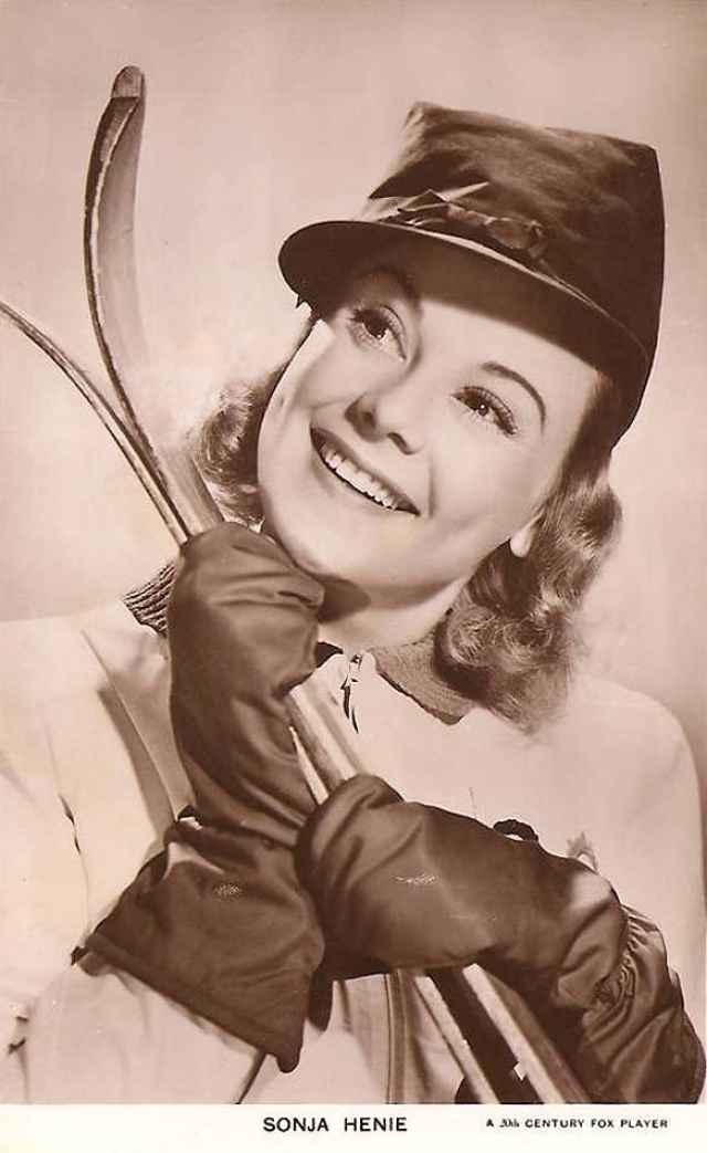 После завершения спортивной карьеры переехала в США, стала актрисой. Выступала в постановках балета на льду и снималась в фильмах, оставаясь в прекрасной форме до самой старости.