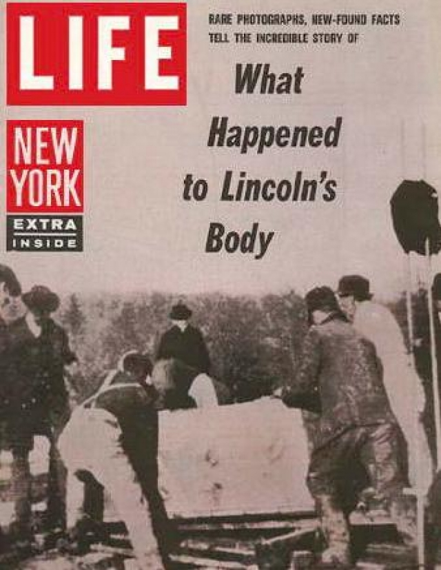 Линкольн может считаться самым похищаемым мертвецом: на его прах покушались еще дважды - в 1890 и в 1990 годах.