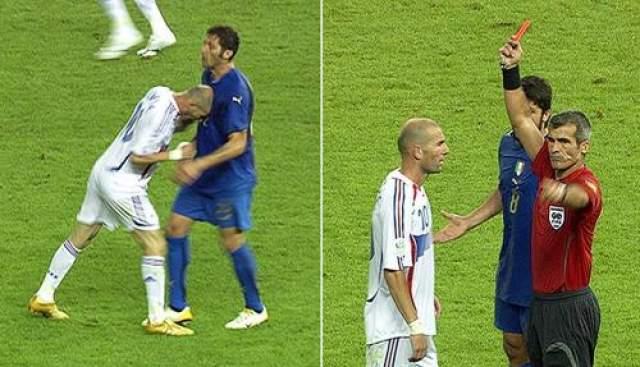 Это был последний удар в карьере Зидана. К сожалению, не по воротам соперника. Франция осталась в меньшинстве на последние 10 минут, а потом, без своего основного пенальтиста, проиграла серию пенальти. Кубок мира уехал в Италию.
