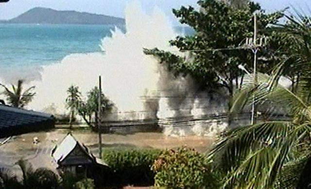 Страшные волны несли в себе энергию в два раза превышающую энергию всех взрывов второй мировой войны с ядерными бомбами Хиросимы и Нагасаки включительно.