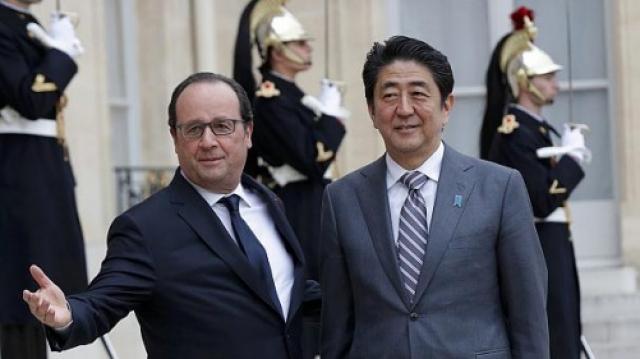 Не столь безобидной оказалась оговорка президента Франции Франсуа Олланда , которую он допустил на совместной пресс-конференции с премьер-министром Японии Синдзо Абэ. Французский лидер назвал японцев китайцами.