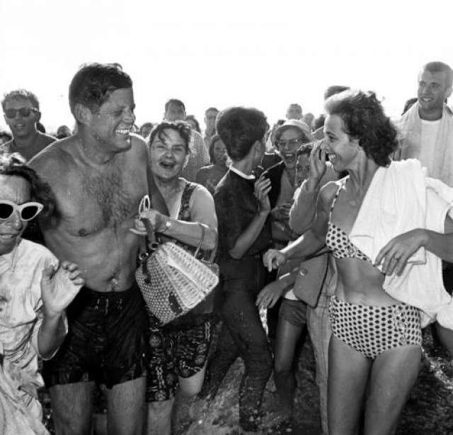 Джон Кеннеди, 1962 год