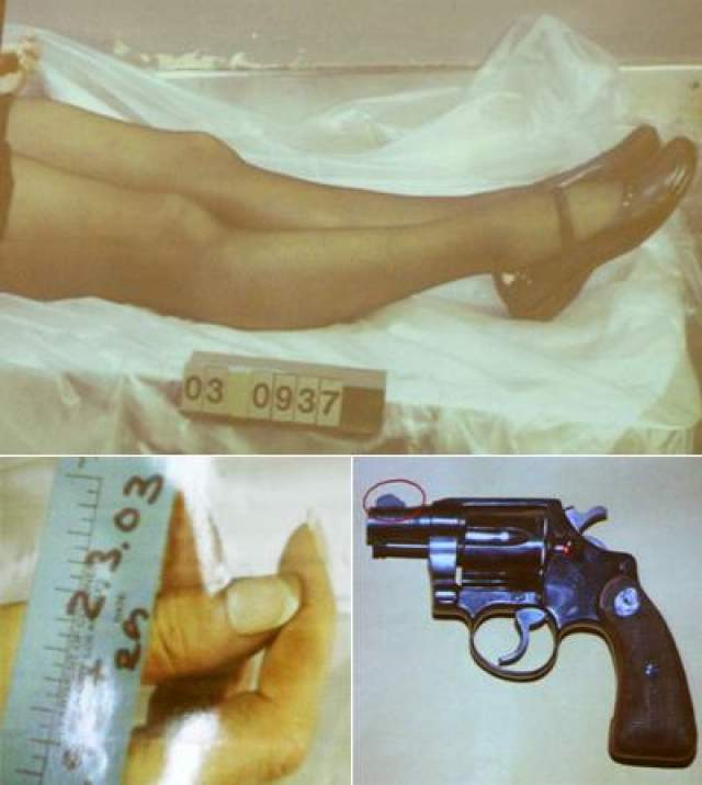 Примечательно, что Спектор был осужден лишь спустя 4 года после смерти 40-летней красавицы, - и только в 2009 году ему был вынесен приговор: 15 лет - за убийство, 4 года за незаконное владение оружием.