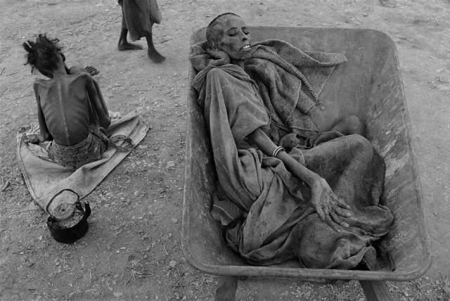 Голод в Сомали, Джеймс Нахтвей, 1992