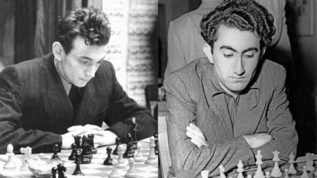 Война ног шахматистов Петросян - Корчной Этот полуфинальный матч претендентов между Тиграном Петросяном и Виктором Корчным, прошедший в апреле 1974 года в Одессе, был одним из самых скандальных в истории шахмат.