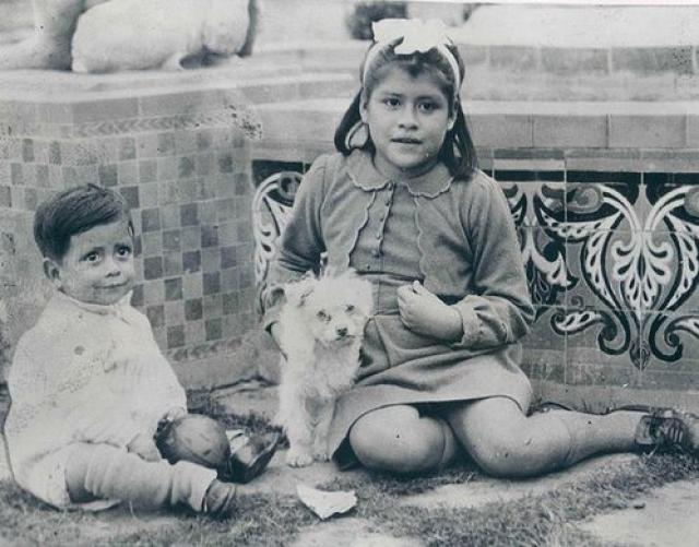 Сын Лины при рождении весил 2,7 кг и был назван в честь Херардо, доктора, принимавшего роды. Мальчик воспитывался, считая Лину своей сестрой, до десяти лет, пока не узнал правду.