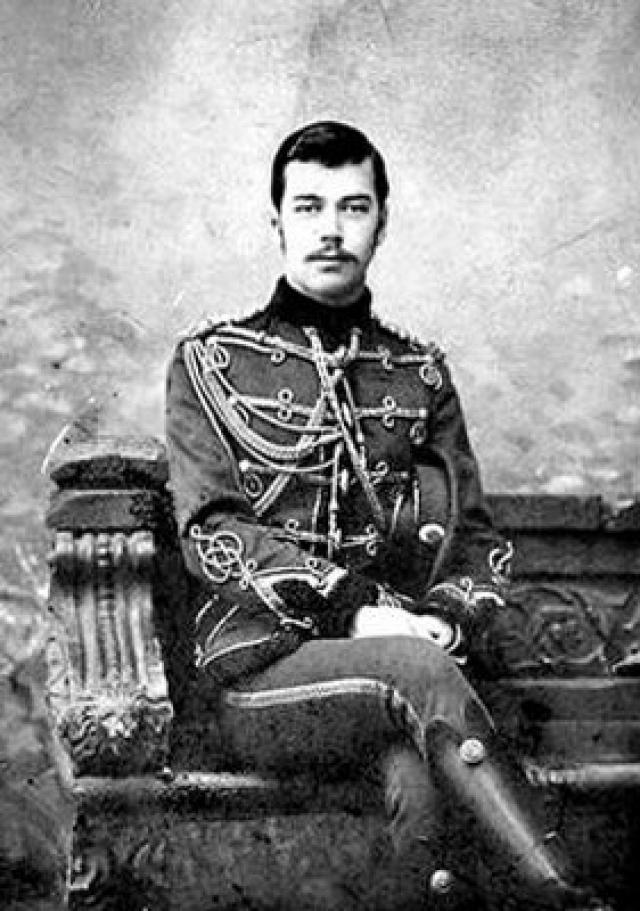 Поручик Ржевский.