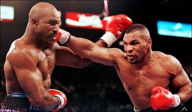 Майк Тайсон - один из самых известных и узнаваемых боксеров в истории мирового бокса.