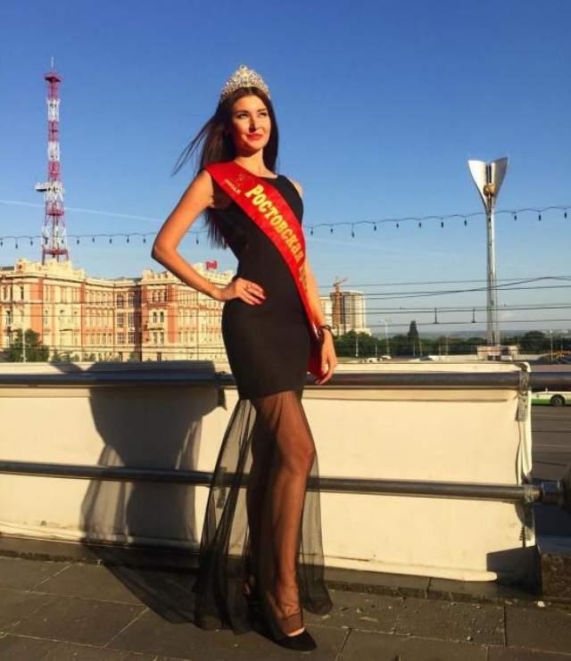 После исправления недоразумения Понкратова получила свой заслуженный титул первой вице-мисс.