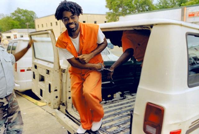 Сейчас преступник отбывает пожизненный срок в тюрьме США без права досрочного освобождения.