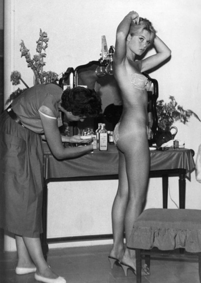 """Бриджитт Бардо. После выхода в 1956 году фильма """"И Бог создал женщину"""" французская актриса стала секс-символом как в Европе, так и в Америке."""
