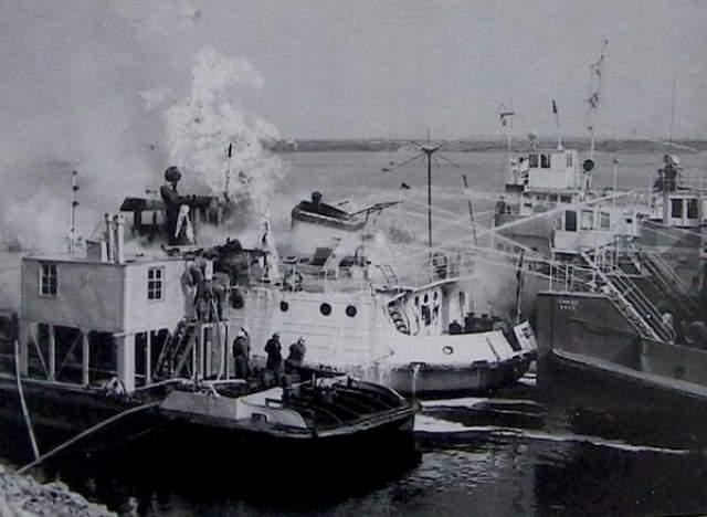 Взрыв танкера на Сормовской нефтебазе 1 августа 1977 года произошло возгорание на танкере ТН-602 грузоподъемностью 600 тонн, который стоял под разгрузкой у Сормовской нефтебазы. Причиной возгорания стала неисправность соединительной муфты генератора. В емкостях танкера был этилированный бензин А-76.