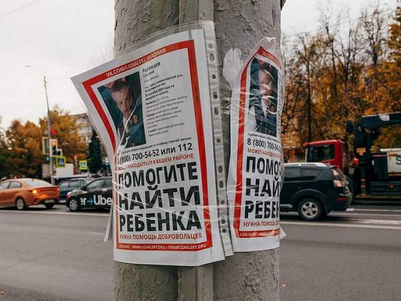 Пропавшего два месяца назад семилетнего мальчика нашли живым во Владимирской области