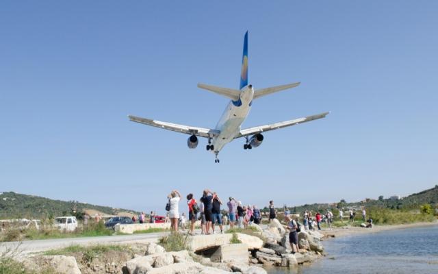 Национальный Аэропорт Остров Скиатос, Греция