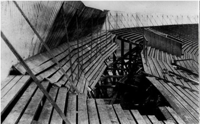 """2 января 1971 года. Глазго. На стадионе """"Айброкс Парк"""" в Глазго произошла еще одна трагедия."""
