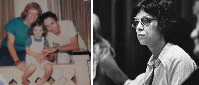 Она согласилась выйти за него замуж прямо в зале суда, когда давала показания. В 1982 году она родила дочь.