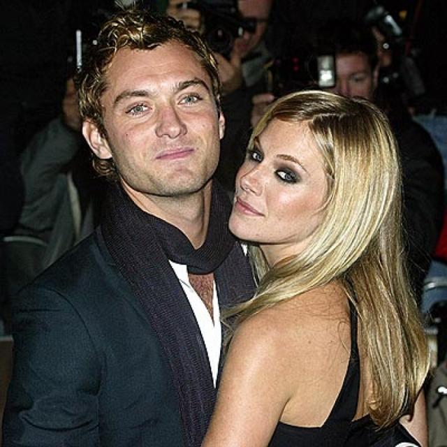 Сэди сразу же подала на развод, а Джуду Сиенны оказалось мало и он изменил ей с няней детей от первого брака .