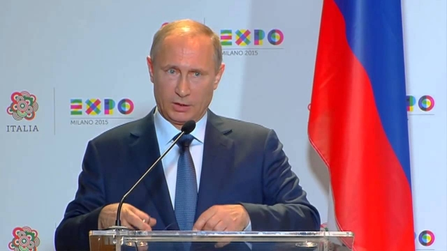 """Путин ответил: """" Первое, что я хочу сказать: в том, что Вы сказали, нет ни одного слова правды... В других публикациях подобного рода упоминаются и другие успешные красивые, молодые женщины, девушки. И думаю, что не будет неожиданным, если я скажу, что они все мне нравятся, так же как и все российские женщины. """""""