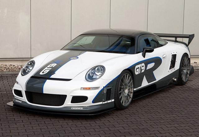 9ff Porsche GT9-R - $1 570 000. 20 автомобилей, GT9-R доступны с тремя выходными мощностями от 750 л.с. до невероятных 1120 л.с.