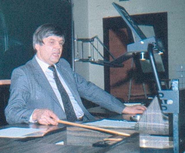 Владимир Александров. Харизматичный ученый-ядерщик пропал в 1985 году.