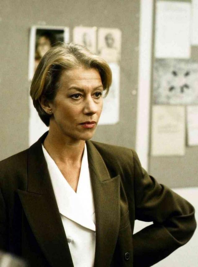 """Слава пришла к ней в возрасте 45 лет, когда ее выбрали для роли в британском детективном сериале """"Главный подозреваемый""""."""