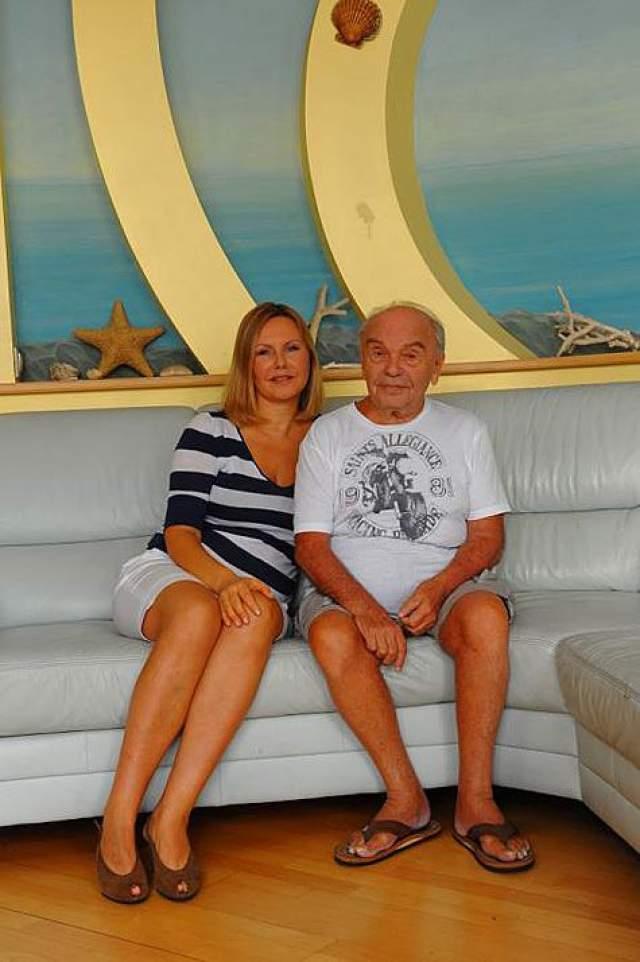 У Владимира и Светланы было двое детей.