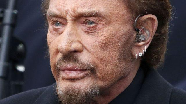 Джонни Холлидей. Французский рок-исполнитель также сообщил в своем Твиттере, что проходит лечение от рака.