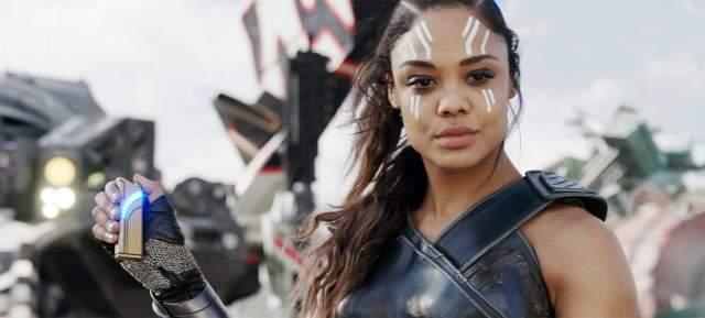"""Тесса Томпсон - Валькирия Тесса пока не так широко известна, но после выхода на экраны """"Тор 3"""" актриса безусловно станет узнаваемой."""