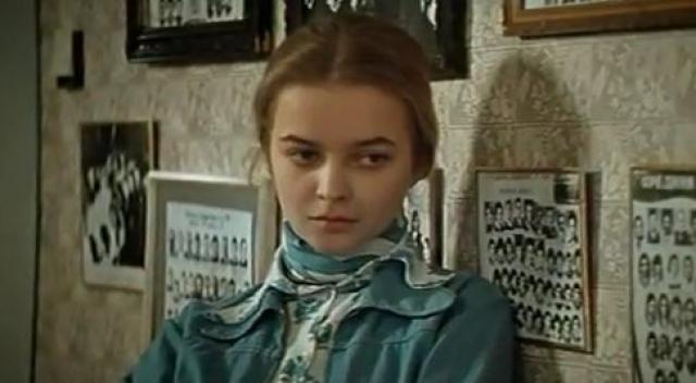 """В роли дочери Катерины режиссер захотел увидеть именно Вавилову Наташу, которую до этого снимал в фильме """"Розыгрыш""""."""
