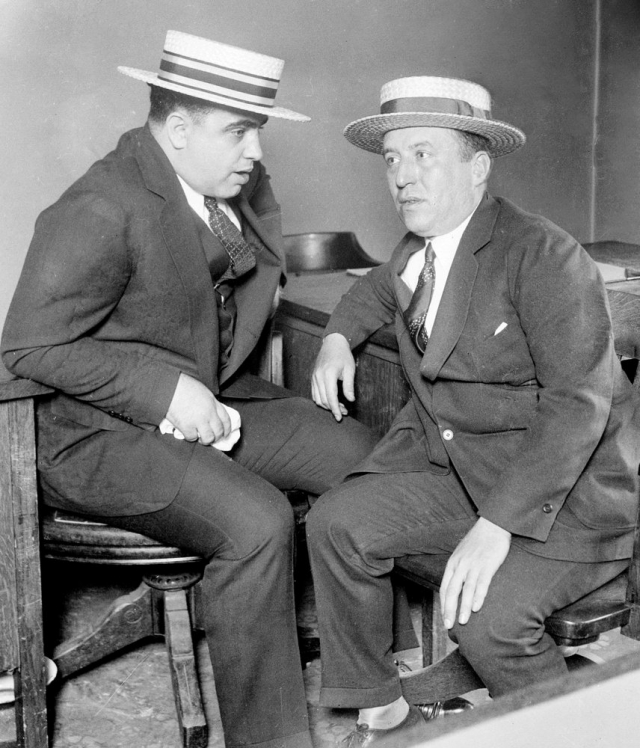 a biography of alphonse capone a criminal from brooklyn Infamous chicago gangster al capone was born in the tough williamsburgh section of brooklyn, ny, the fourth of nine children of italian immigrants.