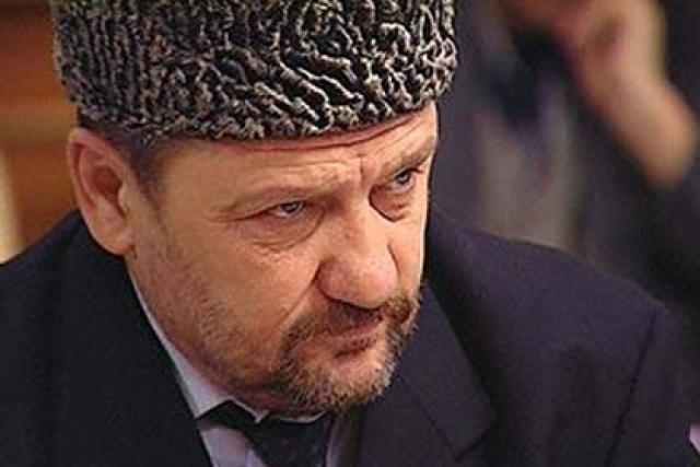 Ахмат Кадыров (1951-2004) - президент Чеченской Республики в 2003-2004 годах.