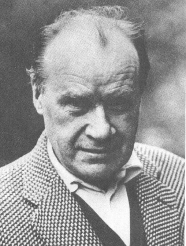 Николай Носов. Писатель - автор всем известных произведений о Незнайке.
