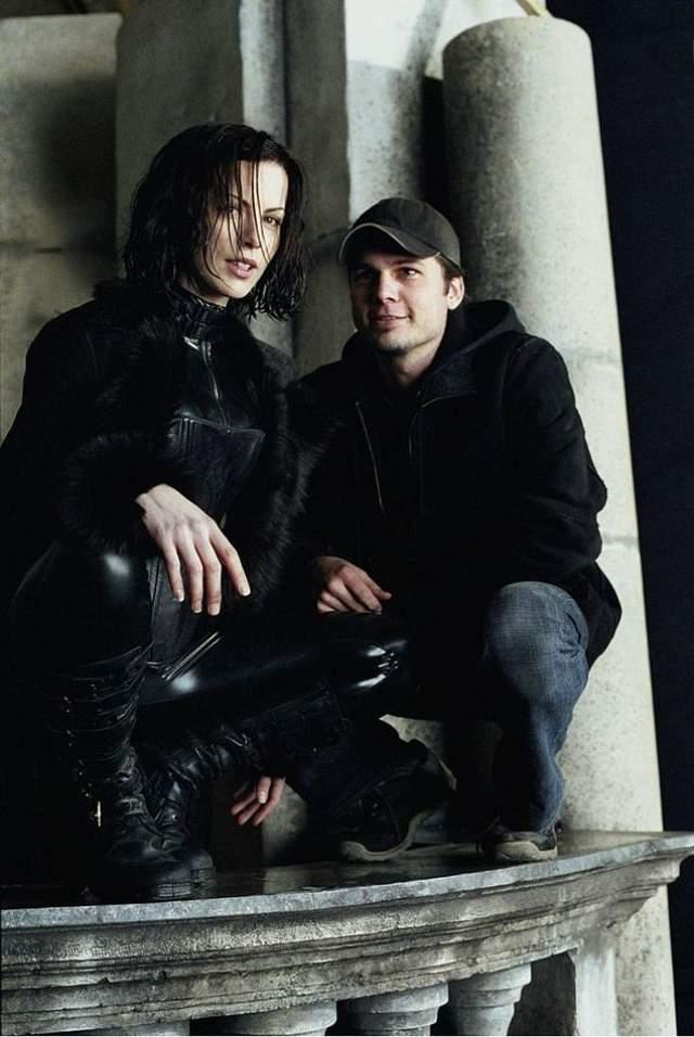 """Кейт Бекинсэйл и Лен Уайзман Еще одна пара, отношения которой начались со скандала. Бекинсейл и Уайзман влюбились друг в друга, работая над фильмом """"Другой мир"""" в 2003 году. На тот момент Бекинсейл встречалась с Майклом Шином (который также снялся в этом фильме)."""