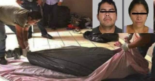 Хуан Карлос и Патрисия. В октябре 2018 года в пригороде столицы Мексики провели операцию по задержанию семейной пары, которую считают виновными в убийстве более десяти женщин. Они выдавали себя за торговцев детской одеждой, приглашали женщин к себе в дом, расположенный в Экатепеке, а потом убивали их.