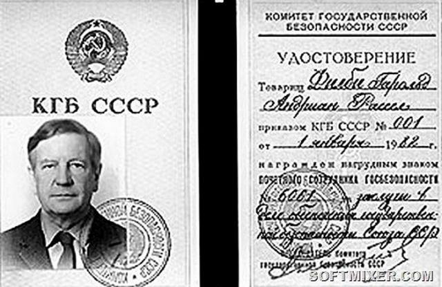 Когда закончилась Вторая мировая Филби был отправлен на восток: он становится главным в штабе британской разведки в Стамбуле. В конце 1940-х годов он начинает тесное сотрудничество с США, основной целью которых на тот момент было уничтожение коммунистической власти.