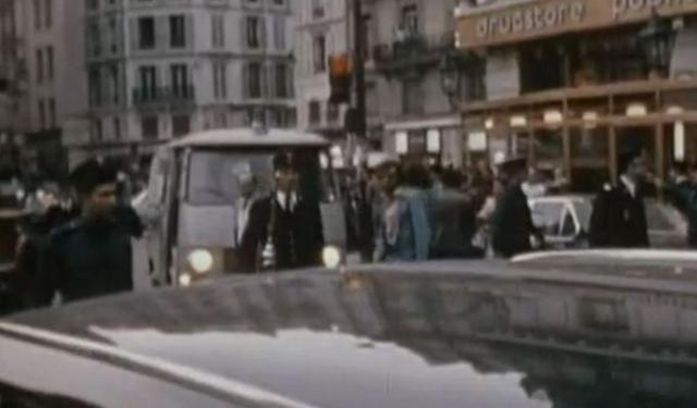 3 августа 1974 г. Карлос и Мухарбаль организовали в Париже взрывы рядом с четырьмя новостными агентствами, симпатизировавшими в своих публикациях Израилю.
