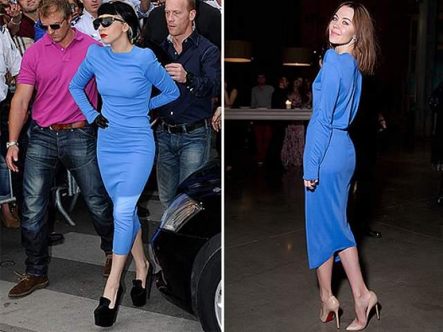 Ульяна Сергеенко и Леди Гага. Российский дизайнер Ульяна Сергеенко демонстрирует свои работы на подиумах Парижа, поэтому ее наряды давно полюбились многим иностранным звездам.