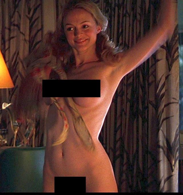"""Хизер Грэм. Одну из самых скандальных ролей актриса сыграла в картине """"Ночи в стиле буги""""."""