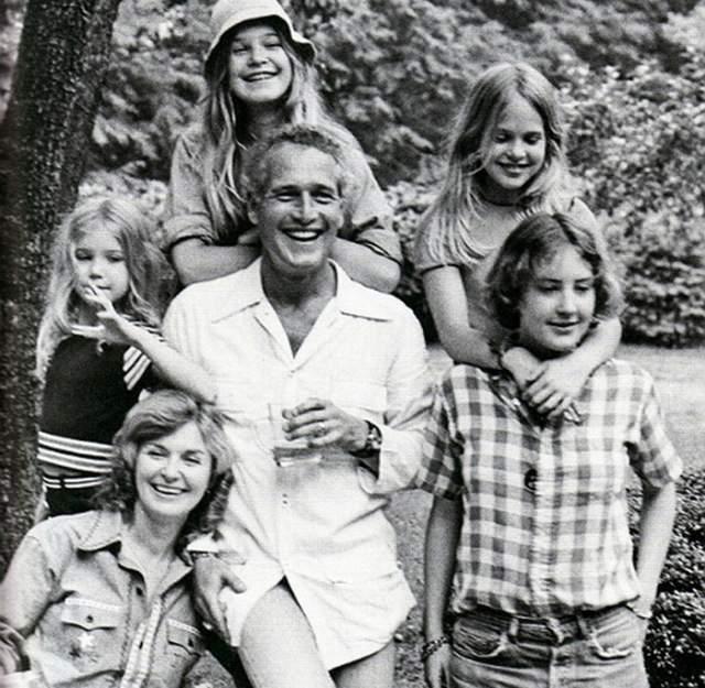 Затем она родила трех дочерей, ни одна из которых не пошла по родительским стопам. А вскоре их ждал еще один удар - в 1978-м скончался от передозировки единственный Ньюмана, Скотт.