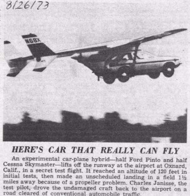 Поставить машины на конвейер Смолински хотел в 1974 году, но не успел: в 1973 году погибво время испытаний. Крыло стойки отделилось от автомобиля. Причина катастрофы была в плохо сваренных швах. Создать новую модель больше никто не пытался.