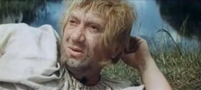 """Шанс предстать перед зрителем в новом свете появился у Смирнова в 1967 году - он был приглашен в фильм """"Житие и вознесение Юрася Братчика"""", но из-за цензуры фильм так и не был выпущен."""