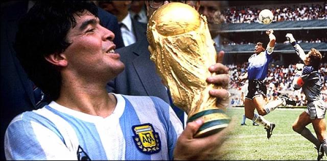 """Позже футболист в свое оправдание заявил: """"Это была не моя рука, это была рука бога"""". Фраза стала нарицательной, а гол легендарным. Однако ,стоит заметить, в том же матче Марадона все же забил феноменальный гол, не вызвавший споров."""